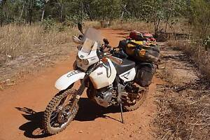 2010 Suzuki DR650 Expedition Ready Broome Broome City Preview