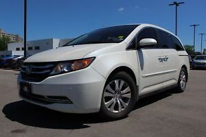 "2015 Honda Odyssey EX-L ""The Odyssey stands as one of the bes..."