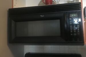 Free Matching Whirlpool appliances - full set  - for pickup