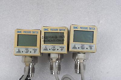 SMC PRESSURE SWITCH ISE6B-A2-67L LOT OF 3