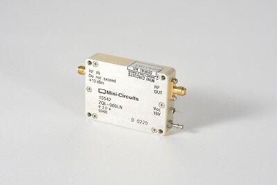 Mini-circuits Zql-900ln Low Noise Amplifier