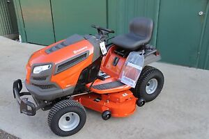 New Husqvarna 48in Fabicated Deck ride on lawn mower 26hp engine Llandilo Penrith Area Preview