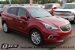 2017 Buick Envision Premium II Heated Seats, Back Up Camera &...