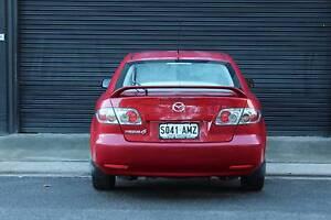 2005 Mazda 6 Luxury Automatic Hatchback