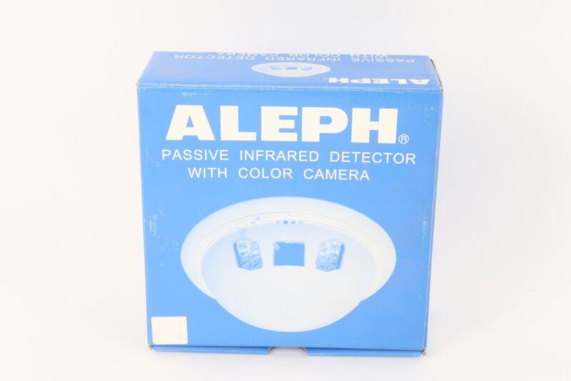Aleph CMC-30 Passive Infrared Detector W/ Color Camera - New