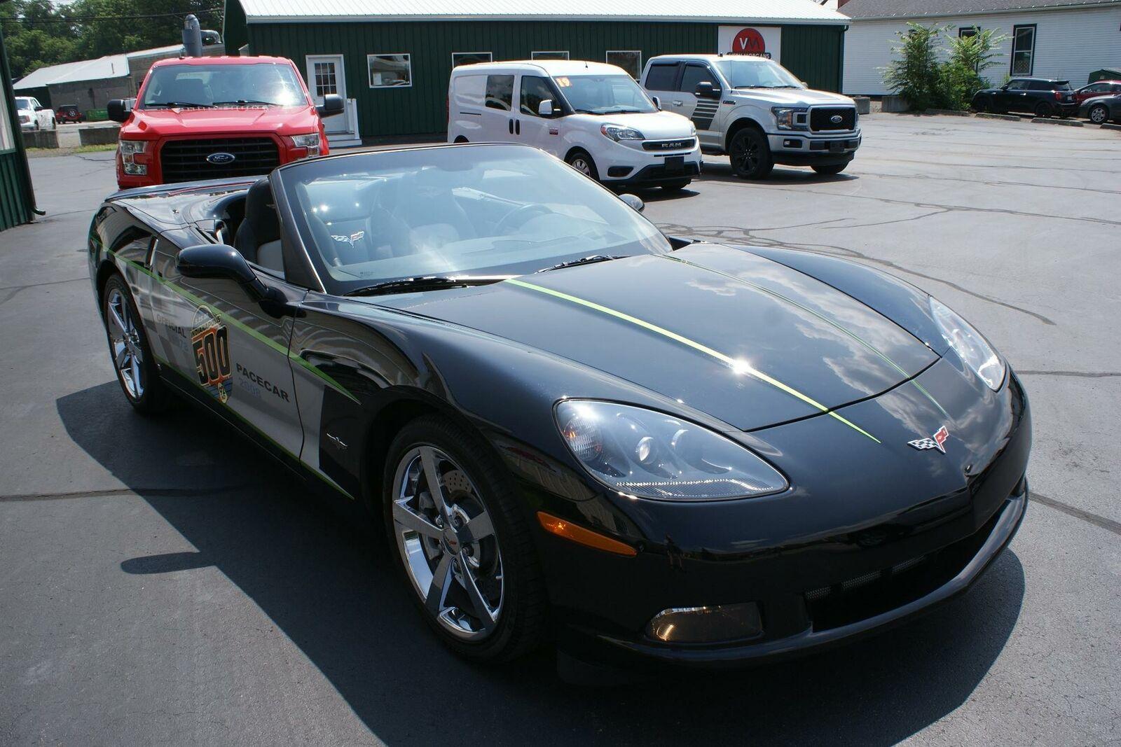 2008 Black Chevrolet Corvette   | C6 Corvette Photo 7