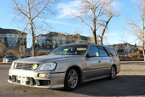 Nissan Stagea RS4S