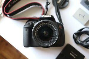 Canon t5i with box