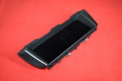 BMW F10 528 535 550 M5 Center Navigation Information Display Screen Monitor Oem