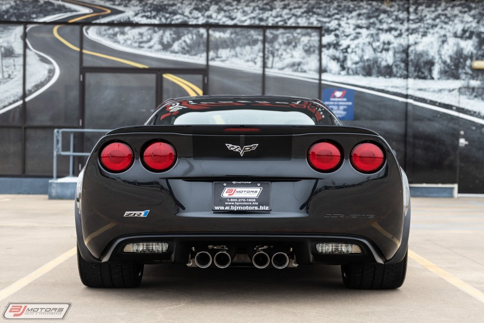 2012 Carbon Flash Metallic Chevrolet Corvette ZR1  | C6 Corvette Photo 4