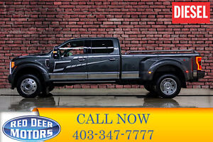 2019 Ford F-450 2019 Ford F-450 4x4 Crew Cab Platinum Dually