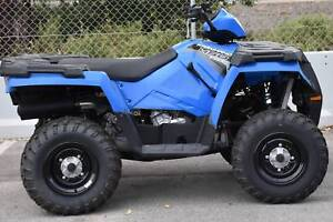 NEW - POLARIS FARMHAND 450 HD Aldinga Beach Morphett Vale Area Preview