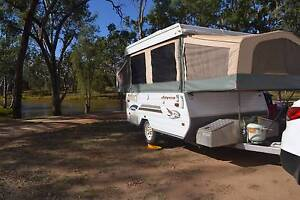 2003 Jayco Finch with reverse cycle aircon Murrumba Downs Pine Rivers Area Preview