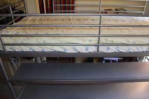 Loft bed frame with desk top Burwood Burwood Area Preview