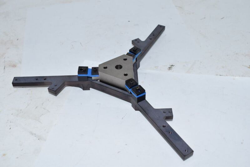 Ultratech Stepper SPIDER, Theta Stage Chuck Wafer