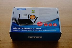 Billion BiPac 8900AX-2400 Router Manly Manly Area Preview