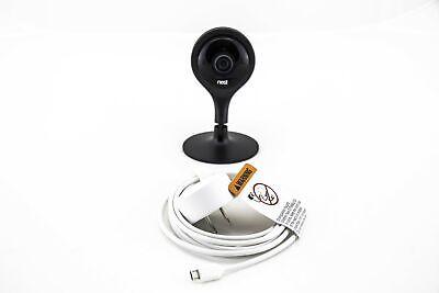 Nest Cam Indoor Security Camera - black - NC1102ES