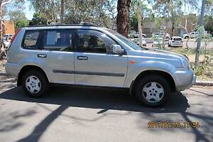 2003 Nissan X-trail Wagon Holt Belconnen Area Preview