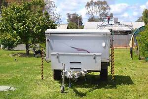 Hard Top Camper Trailer Maleny Caloundra Area Preview