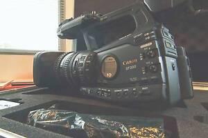 Canon XF300 Camcorder - Black with road case Perth Perth City Area Preview