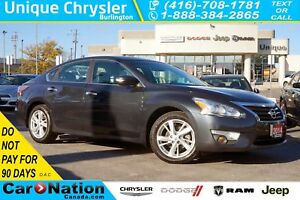 2014 Nissan Altima SL| REMOTE START| LEATHER| SUNROOF| REAR CAM|