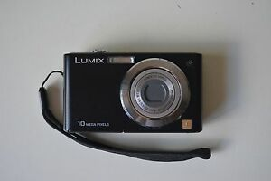 Panasonic Lumix 10mp Digital Camera Oxley Brisbane South West Preview