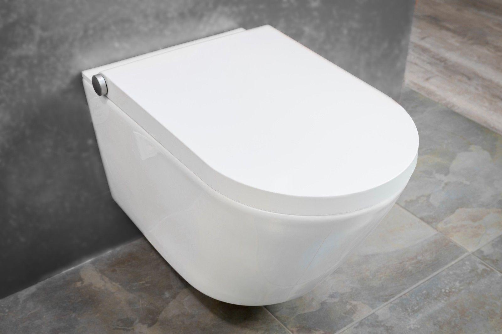Dusch Wc Bidet Kombination Spülrandlos Komplettanlage Optimale Hygiene