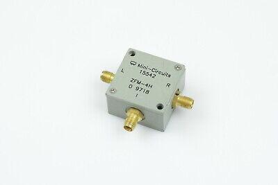 Mini-circuits Zfm-4h 5-1200mhz Sma Rf Microwave Mixer
