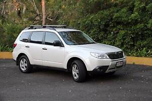 2010 Subaru Forester S3 X Ski FX Wagon 5 dr Manual 5 speed AWD Chandler Brisbane South East Preview