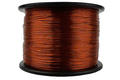 Temco Magnet Wire 20 Awg Gauge Enameled Copper 10lb 3140ft 200c Coil Winding