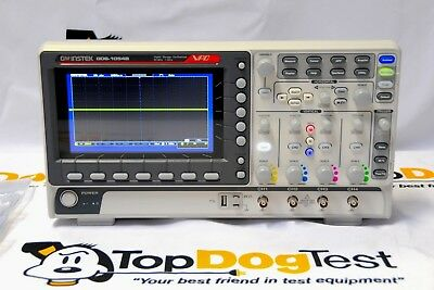 Gw Instek Gds-1054b - 50mhz 4channel Dso New