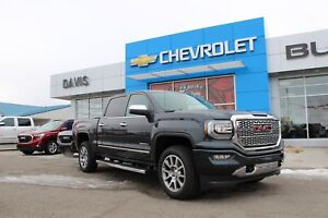 2018 GMC Sierra 1500 Denali DENALI, AWESOME INTERIOR!