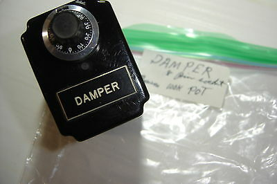 Damper Assy 8 Pins Socket Bourns 10 Turn 100k Ohms Precision Potentiometer