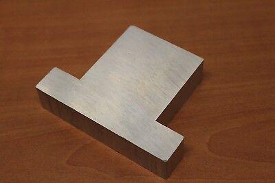 8020 Inc Aluminum Fractional Stanchion Profile 8606 X .875 Long I2-01