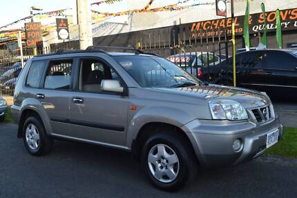 2003 NISSAN XTRAIL ST 4X4 AUTOMATIC 4 CYLINDER DRIVEAWAY ONLY Coburg Moreland Area Preview