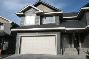 Wallace Point Townhouse with Double Car Garage! Available Today!