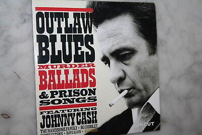 Uncut - Outlaw Blues, Murder Ballads & Prison Songs (Murder Ballads)