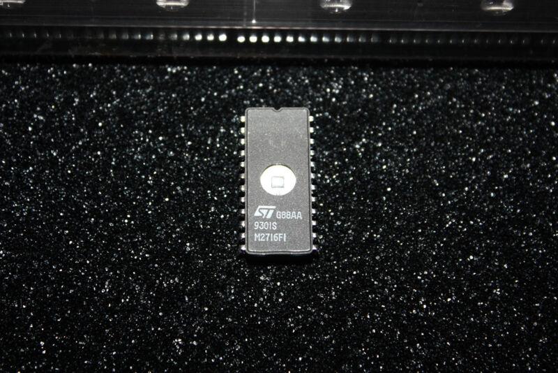 New ST M2716F1 2K x 8 EPROM, 2716