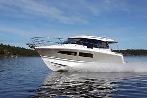2017 Jeanneau NC9 + Volvo D4 260hp Diesel Sterndrive - NEW!!! Boondall Brisbane North East Preview