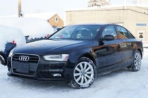 2013 Audi A4 2.0T Sedan - Heated Seats Bluetooth Phone