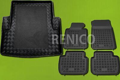 8H rensi Schalenmatten// Fußmatten für Audi A4 Cabrio
