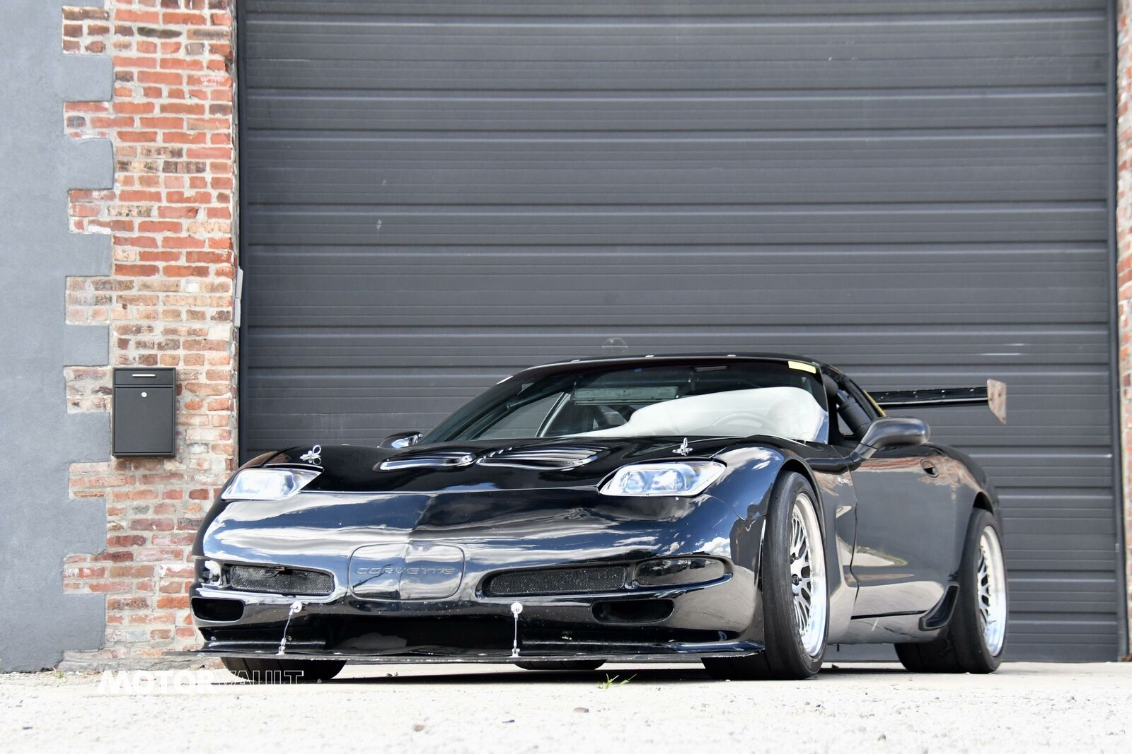 1999 Black Chevrolet Corvette   | C5 Corvette Photo 10