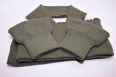 MilitaryMA-1 Flight Jacket Cuffs, Collar and Waistband Set Sage Green