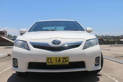 2011 Toyota Camry Hybrid Sedan Rockdale Rockdale Area Preview