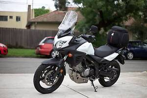 2013 Suzuki DL650 V-Strom ABS LAMS Toorak Stonnington Area Preview