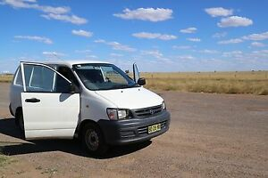2000 Toyota Townace Campervan + REGO + CAMPING EQUIPMENT Fairfield Brisbane South West Preview