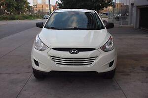 2010 Hyundai Tucson AWD