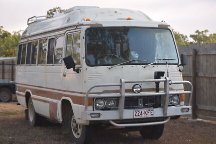 Toyota coaster Mount Low Townsville Surrounds Preview