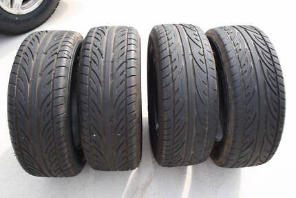 TYRES 205/60/R15
