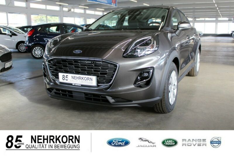 Ford Puma 1.0 EcoBoost Cool & Connect + Winter Paket